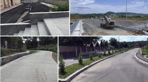 Comuna Șotânga are proiecte de amploare, modernizare străzi, centru civic, pod peste râul Ialomița